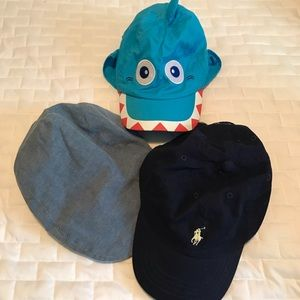 Other - Set of 3 hats, all adorable!